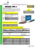 Electrodos revestidos - Cemont - Page 5