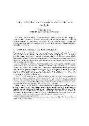 Using a Distributional Semantic Model for Discourse ... - clic-cimec