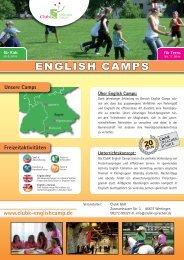 ENGLISH CAMPS - Ferlhof