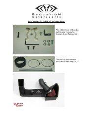 997 / S V-Flow Air Induction