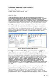 Phase I Case Study - Re-engineering Assessment Practices in ...