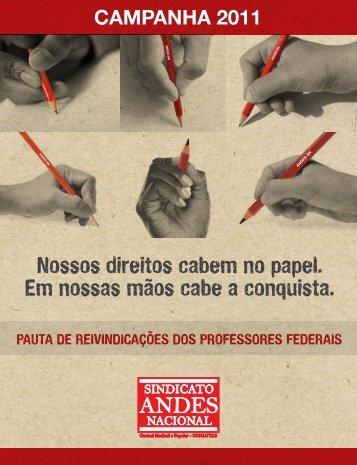 Campanha 2011 - Andes