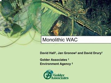 Monolithic WAC.pdf - Starnet