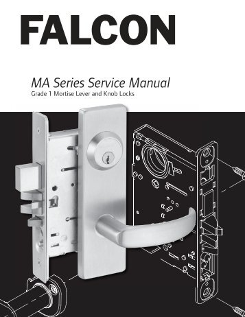 Falcon MA Series Service Manual - Access Hardware Supply