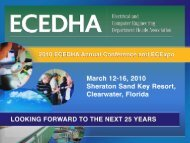 Download Presentation - ecedha