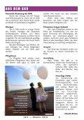 Aktueller Gemeindebrief (Juli & August) - in der deutschsprachigen ... - Page 5