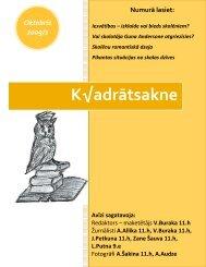 2009.g. oktobris Nr.2 - Jelgavas 1. ģimnāzija