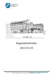 Byggnadsnämnden 2013-01-24 - Munkedals kommun