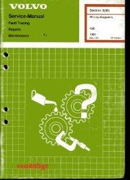 Wiring Diagram -/1991 - VOLVO 4 LIFE . ORG