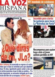 NY inundado de calabazas - La Voz Hispana NY