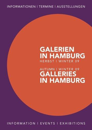 MARINEHOF - Galerien in Hamburg