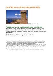 Gennaker vor Cap Circeo - Frank Praetorius