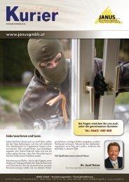 Die private Krankenversicherung als Ihr persönliches ... - Janus GmbH