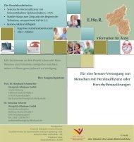 Ärzte - Deutsche Stiftung für chronisch Kranke