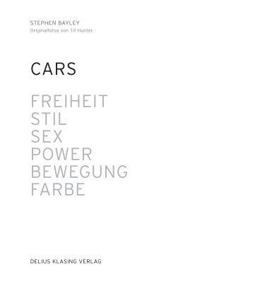 CARS 001-033 Einleitung neu qxd