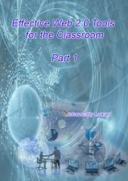 Effective Web 2.0 Tools For The Classroom – Part 1 - i-Learn Portal ...