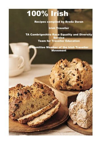 Download the recipe book here (PDF) - Irish Traveller Movement in ...