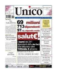 Unico 10 luglio 2010