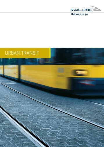 brochure-download - RAIL.ONE GmbH