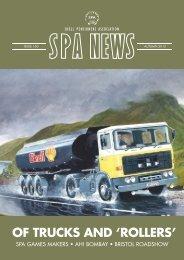 SPA News Autumn 2012 - Shell