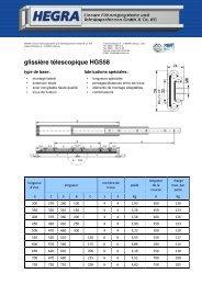 HGS58 Französisch_a - Hegra Linear