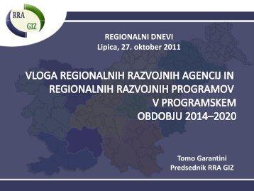 PowerPointova predstavitev - ZRC SAZU