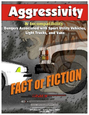 Vehicle Aggressivity
