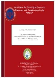 Descargar pdf - Instituto de investigaciones en Ciencias del ...