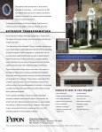 Townhouse Embellishments - Fypon, Ltd. - Page 2