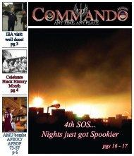 4th SOS... Nights just got Spookier - Hurlburt Field