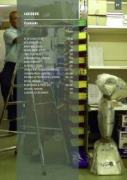 LADDERS Contents - Gibb Tools