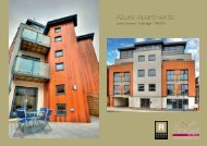 Azure Apartments - Fernham Homes