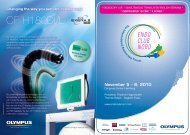 Changing the way you perform colonoscopy - ENDO CLUB NORD