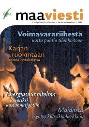 4/2010 - ProAgria Oulu