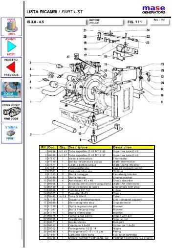 Schema elettrico wiring diagram is 9000 9501 mase generators of mase generators of north america cheapraybanclubmaster Images
