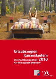 Urlaubsregion Kaiserslautern - Verbandsgemeinde Enkenbach ...