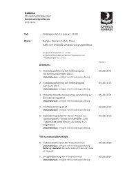 Kallelse med handlingar 20130515.pdf - Trosa kommun