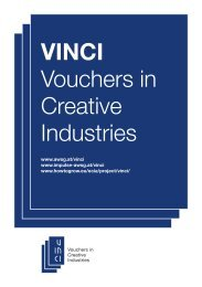 VINCI Vouchers in Creative Industries - aws