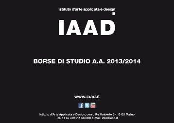Download modulo e info - IAAD