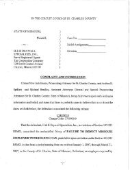 complaintandinformat.. - Missouri Attorney General