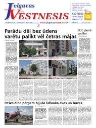 2011.gada 14.jūlijs Nr.27(212) - Jelgavas Vēstnesis