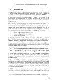 Asistencia al Viceministerio de Coca y Desarrollo Integral para la ... - Page 4