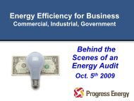 Behind the Scenes of an Energy Audit