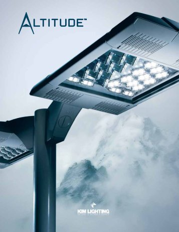 altitude - Kim Lighting