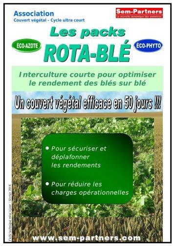 ROTA-Blé Clean - Sem-Partners