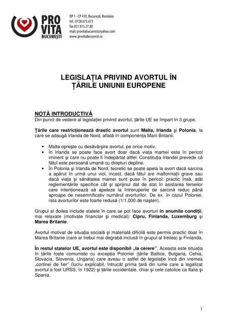 legislația privind opțiunile