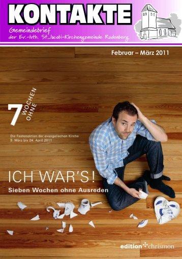 Februar – März 2011 - St. Jacobi