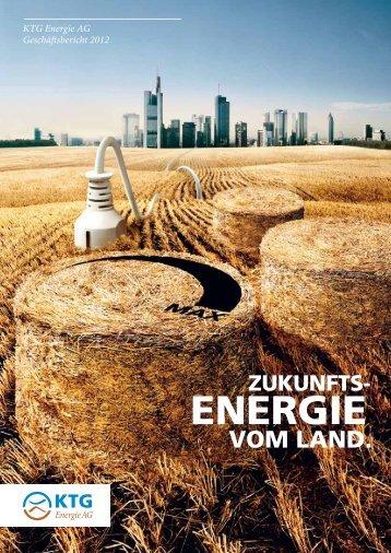 ENERGIE - KTG Energie AG