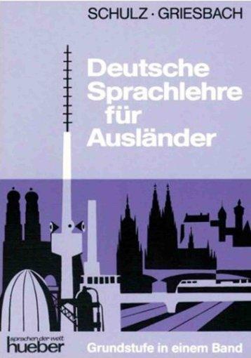 Page 1 Page 2 Heinz Griesbach — Dora Schulz Deutsche ...