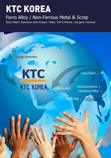 KTC KOREA – ::: KTCkorea